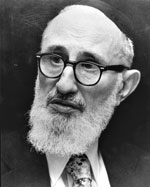"Rabbi Joseph B. Soloveitchik zt""l"