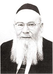 Rabbi Cyperstein