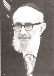 Yosef Dov Halevi Soloveitchik