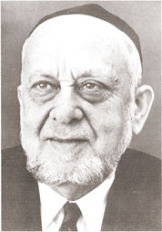 Rabbi Steinberg