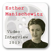 "Interview with Mrs Esther Manishewitz (z""l), Nehama's neighbor and student in the 1930's"
