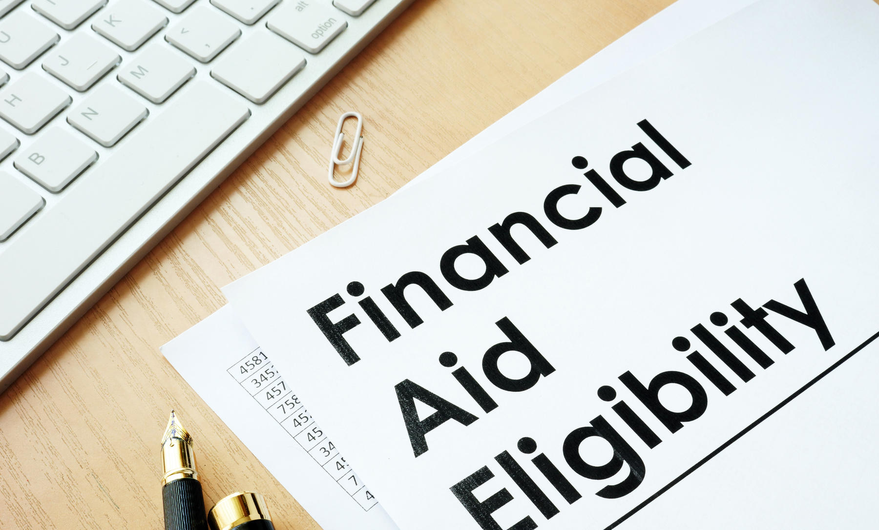 Financial Aid Document