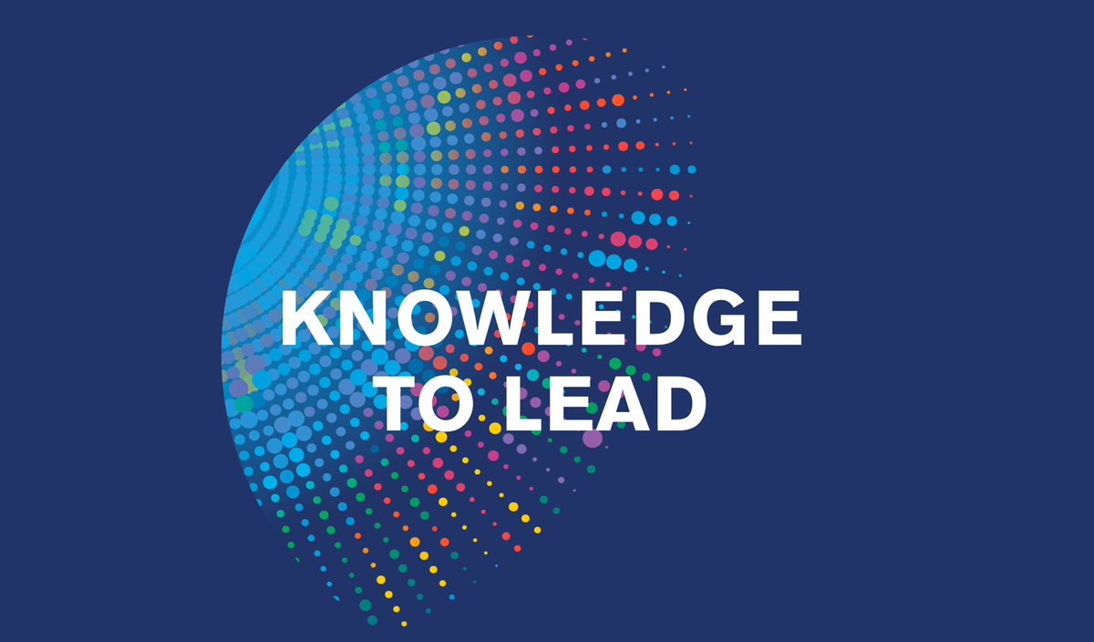 Knowledge to lead