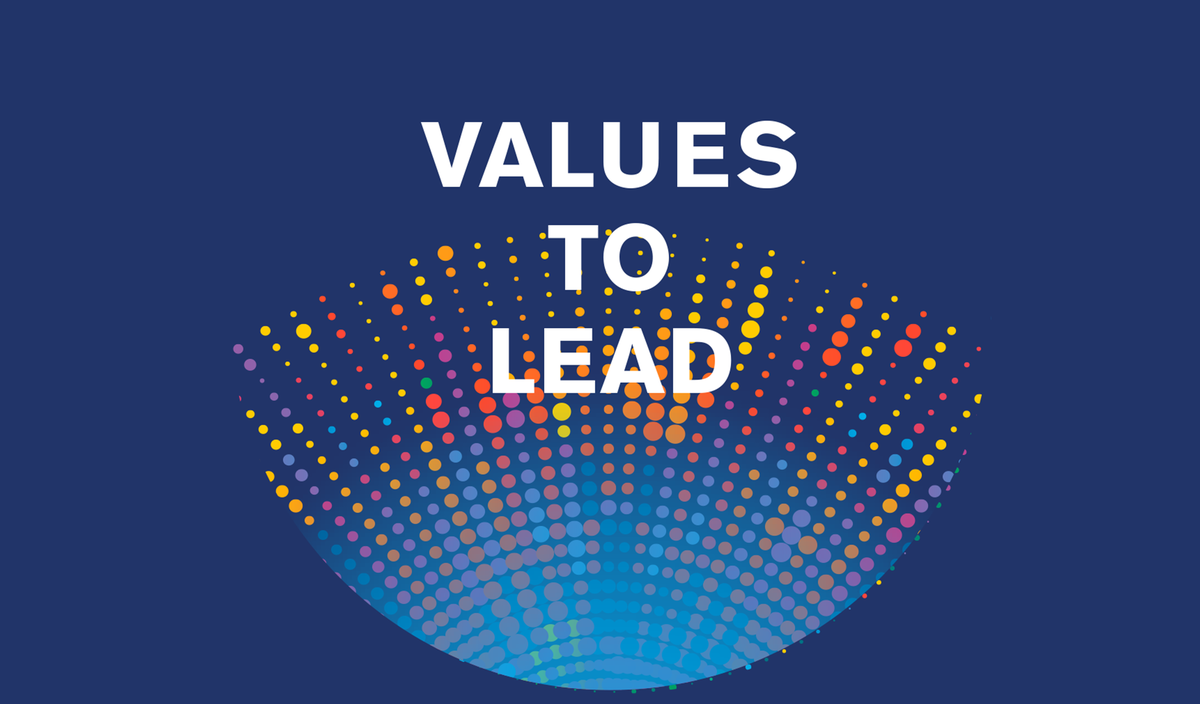 Values to lead