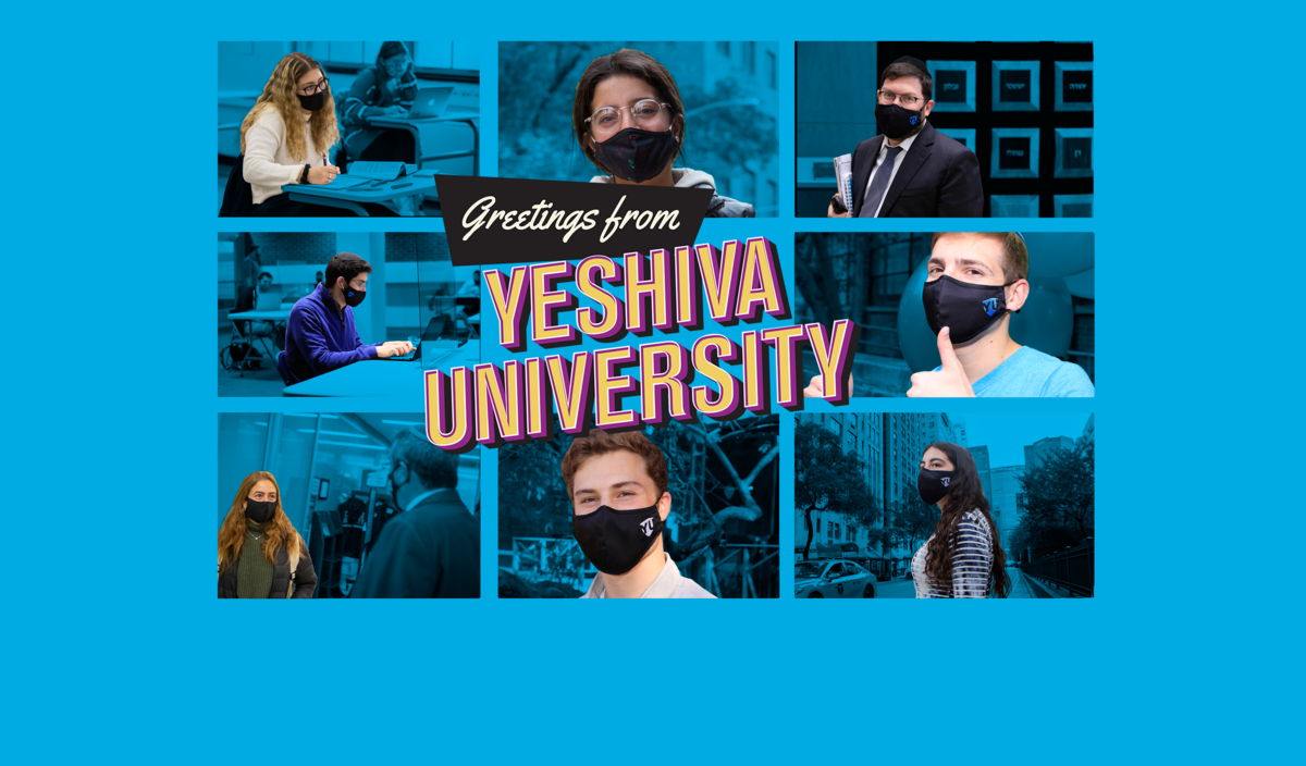 Greetings from Yeshiva University