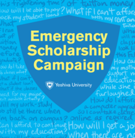 Emergency Scholarship Campaign