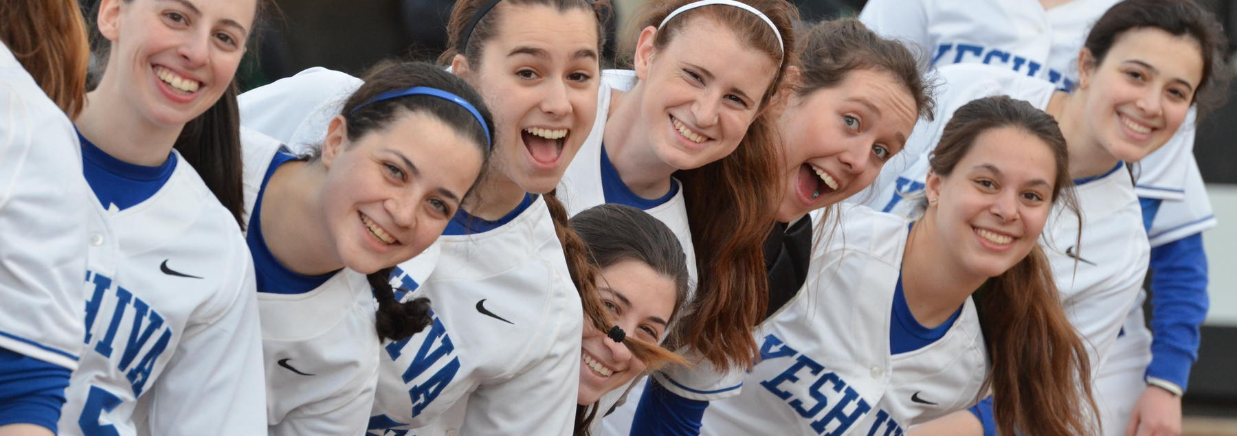 yeshiva women on a sports team