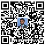 Carl Leikhram WeChat QR code