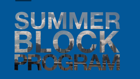 Summer MSW Block Program
